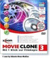 X-OOM MOVIE CLONE 3 - DVD kopieren (PC) NEU+OVP