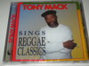 Tony Mack - Sings Reggae Classics - CD-Album - NEU+OVP