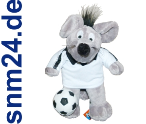 Uli Stein Fussballmaus Plsch 30cm Maskottchen