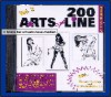 Arts of Line Erotic Vol. 2 - 200 Erotik Cliparts CD-ROM